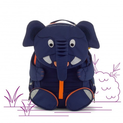 Affenzahn Large Friends Elias Elephant Backpack