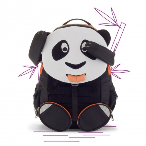 Affenzahn Large Friends Paul Panda Backpack