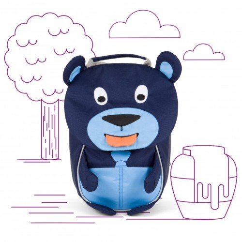Affenzahn Small Friends Bobo Bear Backpack