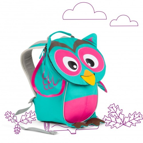 Affenzahn Small Friends Olivia Owl Backpack