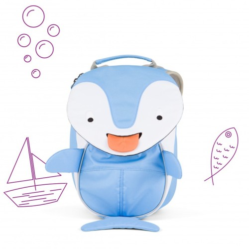 Affenzahn Small Friends Doro Dolphin Backpack
