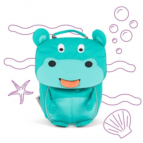 Affenzahn Small Friends Hilda Hippo Backpack