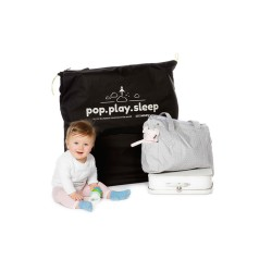 AeroMoov Instant Travel Cot - Black