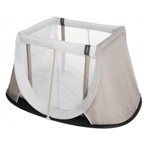 AeroMoov Instant Travel Cot - Grey
