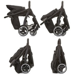 Hauck Lift Up 4 Stroller - Black