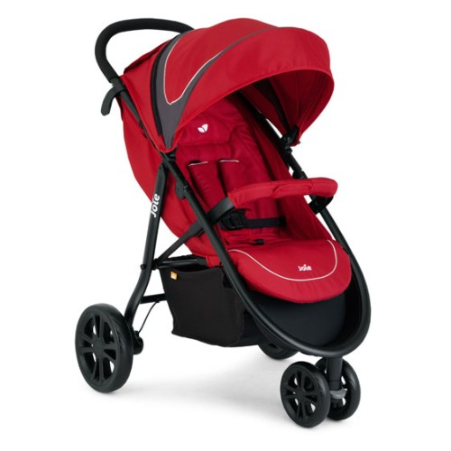 Joie Litetrax 3 Stroller Apple Red