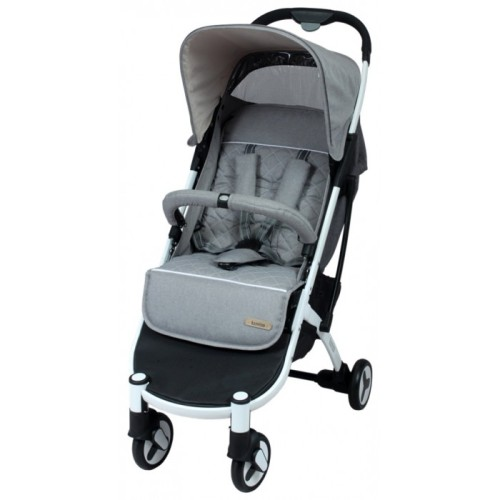 Looping Squizz Stroller White Frame