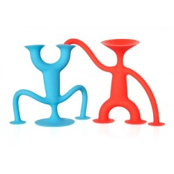 Moluk Oogi Junior Toy in Red or Blue Color