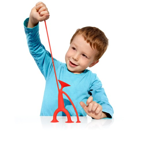 Moluk Oogi Large Toy in Red or Blue Color