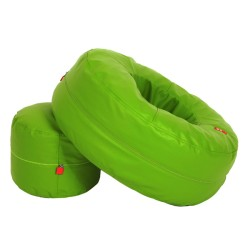 DesignSkin Donut Soft Sofa Green