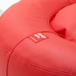 DesignSkin Donut Soft Sofa Red