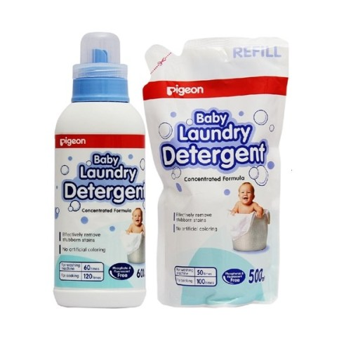 Pigeon Laundry Detergent Combo Pack