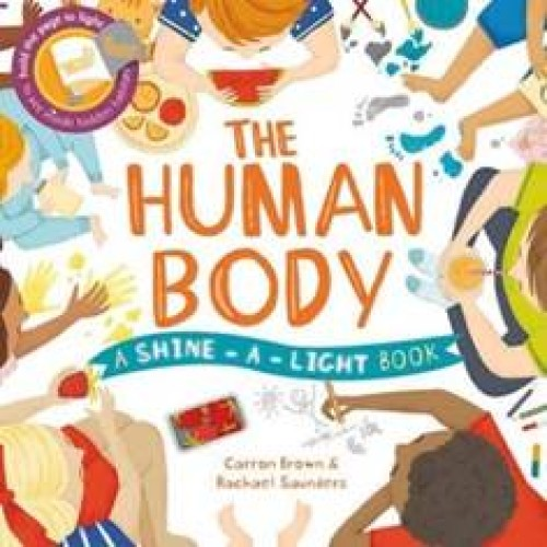 Shine-A-Light: The Human Body (Hardback Cover)