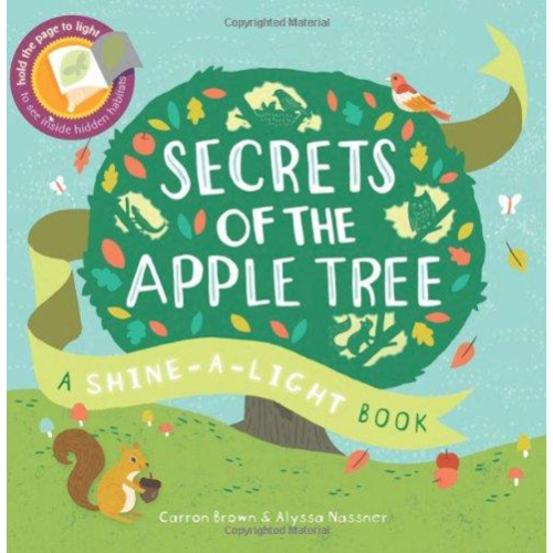 Shine-A-Light Series: Secrets Of the Apple Tree (Paperback Cover)
