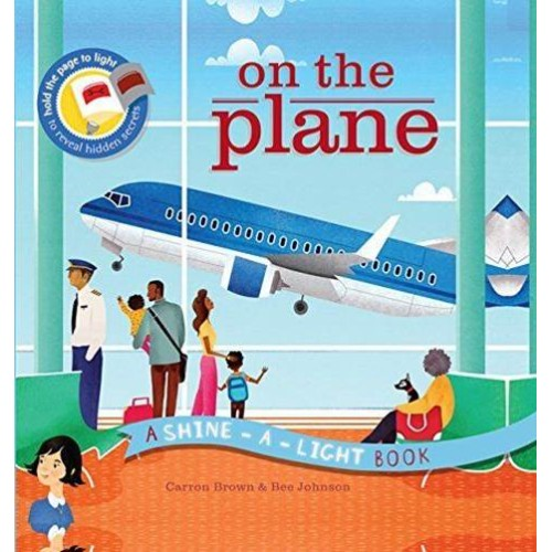 Shine-A-Light Series: On the Plane (Paperback Cover)